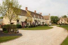 Het moderne Landgoed van de Huisvesting Royalty-vrije Stock Foto's