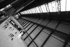 Het moderne overzicht van Tate Stock Afbeeldingen