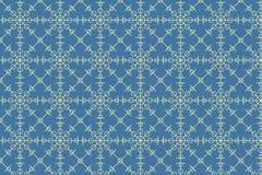 Het moderne Patroon van de Baancirkel op Pastelkleur vector illustratie