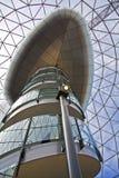 Het moderne trede uitgaan en lift belfastban in a Stock Foto's