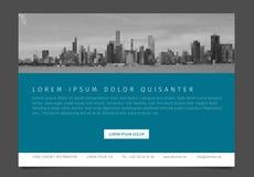 Het moderne van het de vliegerontwerp van het brochuremalplaatje vectormalplaatje Royalty-vrije Stock Afbeeldingen