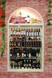 Het Moldovische centrum van de wijnbevordering in China Royalty-vrije Stock Afbeeldingen