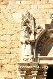 Het monument Stock Afbeeldingen
