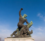 Het Monument aan de Bevrijding Stock Fotografie