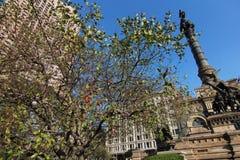 Het Monument Cleveland van militairen en van Zeelieden royalty-vrije stock foto's