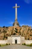 Vallei van Gevallen, Spanje Stock Afbeeldingen