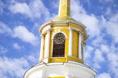 Het monument van architectuur - het Kremlin royalty-vrije stock afbeeldingen
