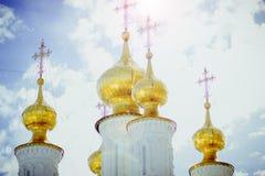 Het monument van architectuur - het Kremlin stock foto