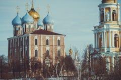 Het monument van architectuur - het Kremlin royalty-vrije stock fotografie