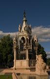 Het Monument van Brunswick in Genève, Zwitserland, 2012 Royalty-vrije Stock Fotografie