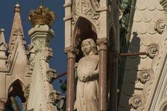 Het Monument van Brunswick in Genève, Zwitserland, 2012 Stock Foto