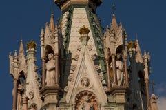 Het Monument van Brunswick in Genève, Zwitserland, 2012 Royalty-vrije Stock Foto's