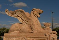Het Monument van Brunswick in Genève, Zwitserland, 2012 Stock Afbeeldingen