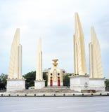 Het monument van de democratie Stock Foto