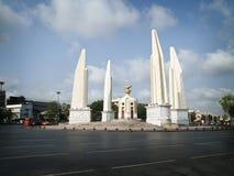 Het monument van de democratie royalty-vrije stock foto