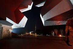 Het monument van de oorlog Royalty-vrije Stock Afbeelding