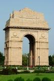 Het Monument van de Poort van India, New Delhi, India Stock Foto