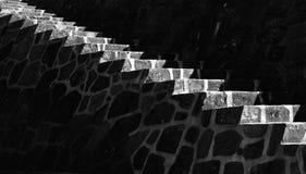 Het Monument van de trap Stock Afbeeldingen