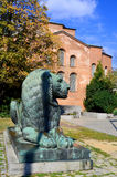 Het Monument van een Onbekende Strijder Royalty-vrije Stock Afbeelding
