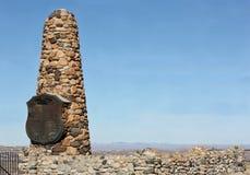 Het Monument van Fetterman Stock Afbeeldingen