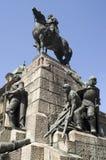 Het monument van Grunwald Stock Afbeelding