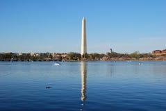 Het Monument van het Washington DC Royalty-vrije Stock Foto's