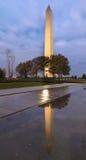Het Monument van het Washington DC Stock Afbeeldingen