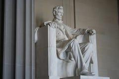 Het Monument van Lincoln Stock Afbeeldingen