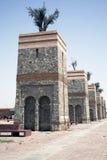 Het Monument van Marrakech Stock Foto