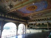 Het monument van het ontwerpindia van de geschiedenisarchitectuur pune stock foto