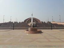 Het Monument van Pakistan Royalty-vrije Stock Foto