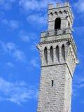 Het Monument van pelgrims Stock Foto