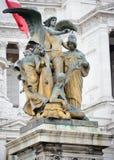 Het monument van Rome Stock Afbeelding
