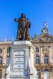 Het monument van Stanislav Stock Fotografie