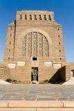Het monument van Voortrekker Stock Afbeeldingen
