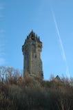 Het Monument van Wallace stock afbeelding
