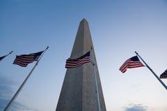 Het monument van Washington Royalty-vrije Stock Fotografie