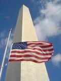 Het Monument van Washington Royalty-vrije Stock Afbeeldingen