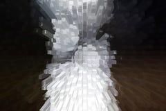 Het mooie driedimensionele beeld Royalty-vrije Stock Foto