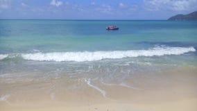 Het mooie eiland van St Vincent en de Grenadines Stock Afbeeldingen