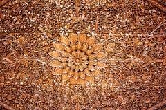 Het mooie hout verfraait Royalty-vrije Stock Afbeelding