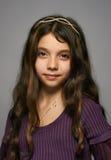 Het mooie, jonge meisje Royalty-vrije Stock Fotografie