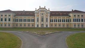 Het mooie kasteel van Schielleiten Royalty-vrije Stock Afbeeldingen