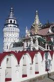 Het mooie Kremlin in Izmailovo Royalty-vrije Stock Foto