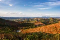 Het mooie Landschap van de Berg Royalty-vrije Stock Fotografie