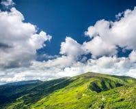 Het mooie Landschap van de Berg royalty-vrije stock afbeeldingen