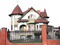 Het mooie lichte huis Royalty-vrije Stock Fotografie