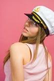 Het mooie meisje Royalty-vrije Stock Foto