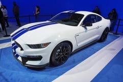 Het mooie Mustang van Ford GT350 Stock Afbeeldingen