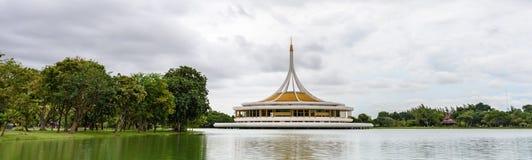 Het Mooie Openbare Park Royalty-vrije Stock Fotografie